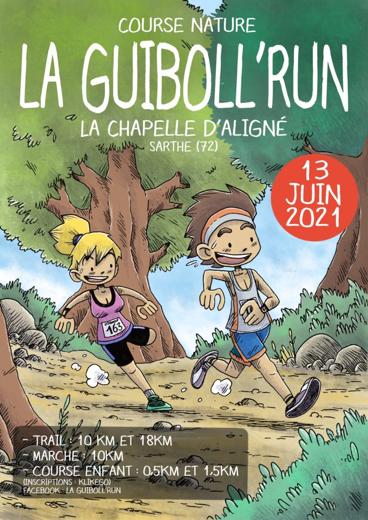 La Guiboll'run 2021